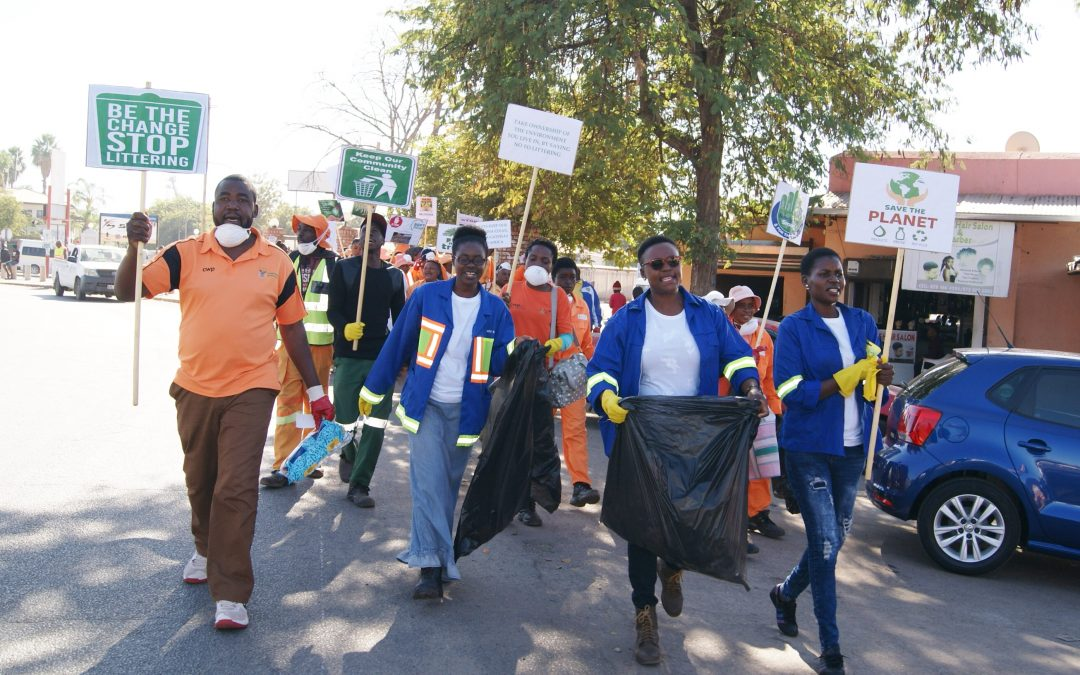 Musina Municipality serious about promoting clean environment