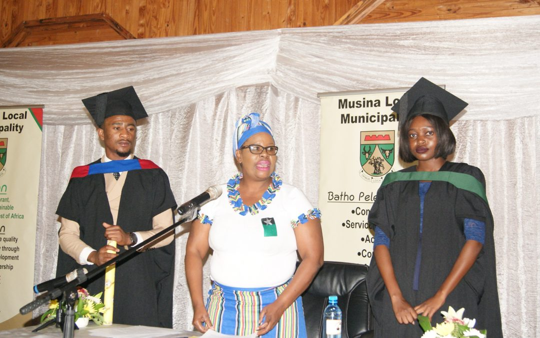 Mayoral Bursary produces two more graduates