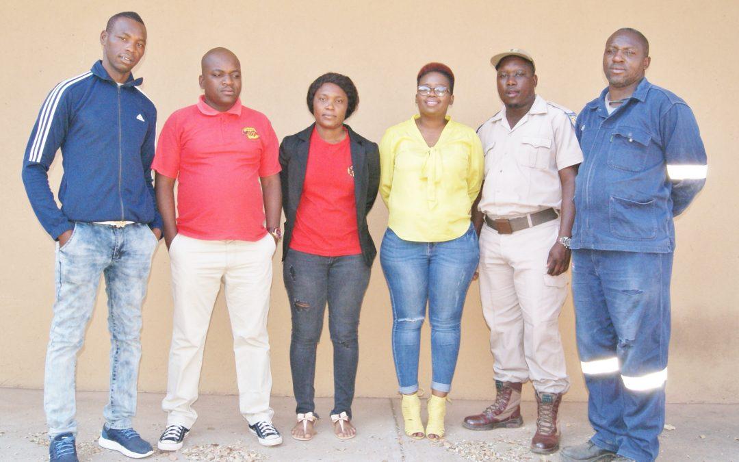New SAMWU leadership in Musina Municipality