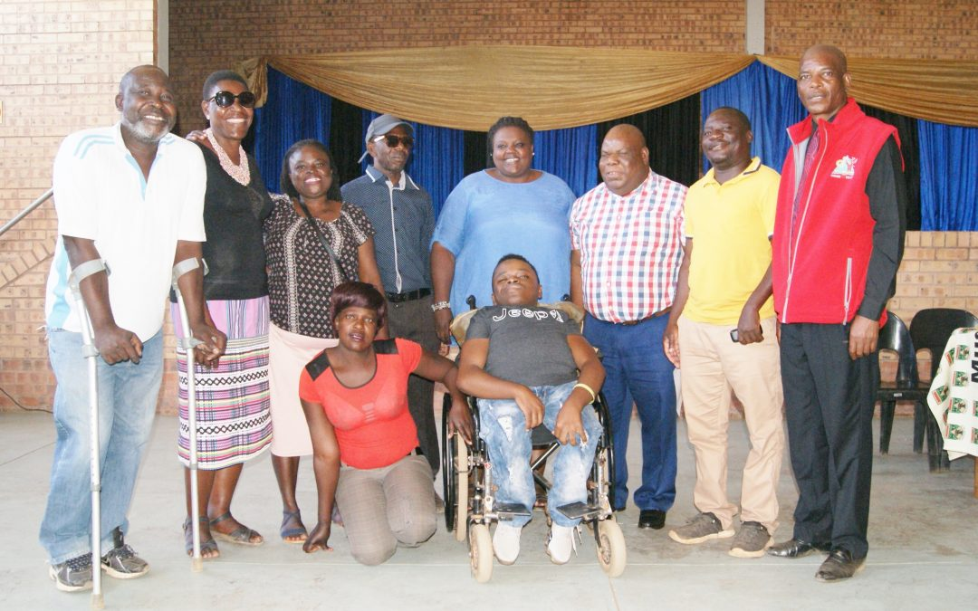 Musina Disabled Forum career expo, a huge success