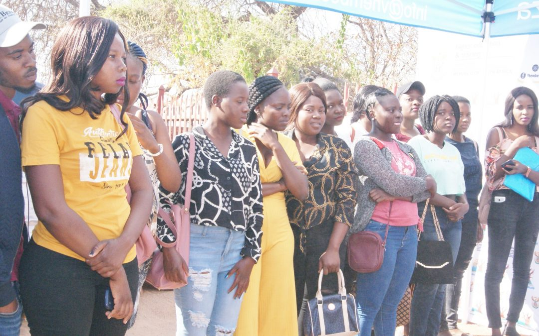 Future looks bright for Vhembe Tvet College Musina Campus first students