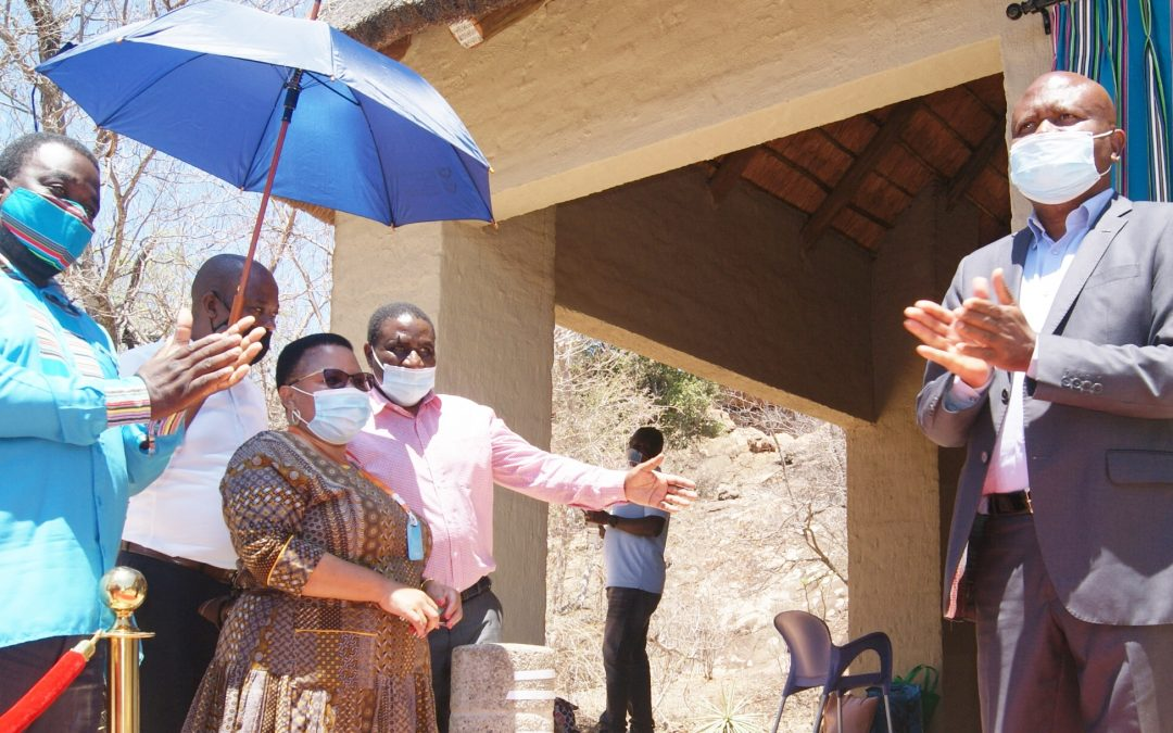 Awelani Eco-Tourism Lodge officially launched